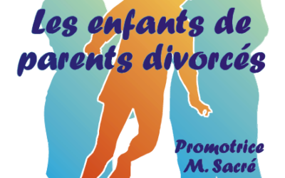 Les enfants de parents divorcés