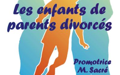 Les enfants de parents divorcés