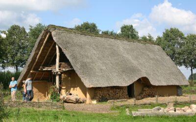 L'habitat dans la préhistoire et l'Antiquité