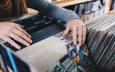 Présenter une musique de son choix