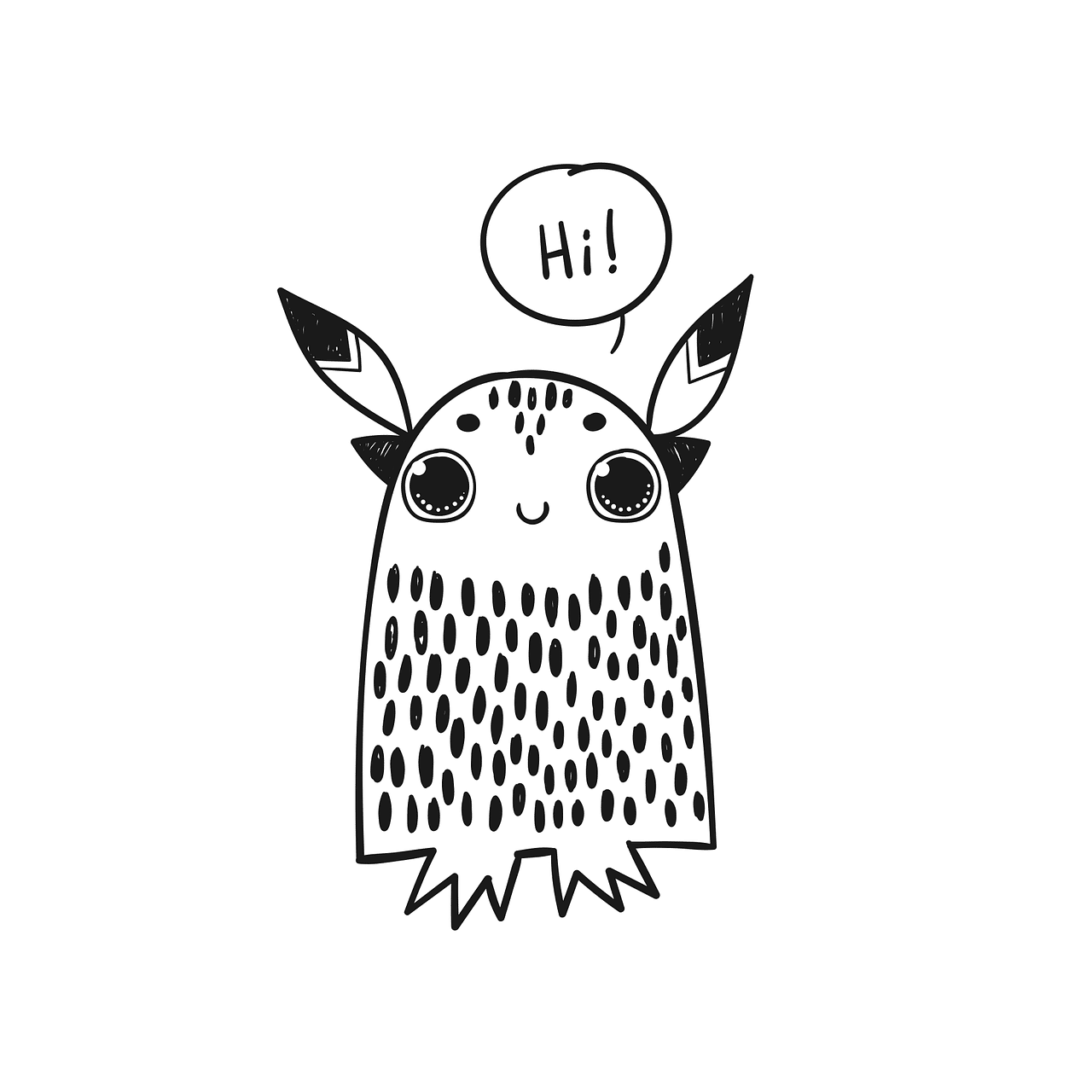Salutations !